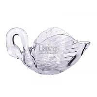 Конфетница Interos стеклянная Лыбидь TP-374-25
