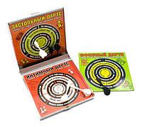 Дартс магнитный — Интимный, Застольный, Офисный — 25010 — купить дартс