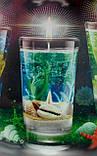 Гелевая свеча 'Сияние океана' (GS-01-02), фото 2