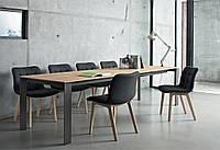 Современный раскладной стол PASCAL фабрики BONTEMPI (Италия)