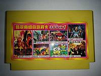 Супер Сборник игр денди 300в1 (300 разных игр!)