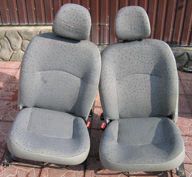 Сиденья Рено Канго (Renault Kangoo)