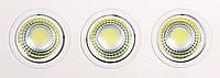 Светодиодный поворотный светильник Horoz HL 6703L 3X5W 6400K холодный белый Adriana-15