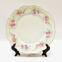 Старинная тарелка, фарфор, Германия, Edelstein Bavaria, фото 1