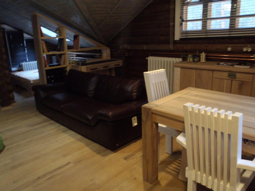 Интерьер деревянного дома 3