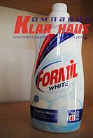 Жидкий порошок для стирки белого белья Formil