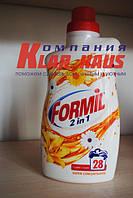 Жидкое стиральное средство с ароматом цветов, суперконцентрат Formil