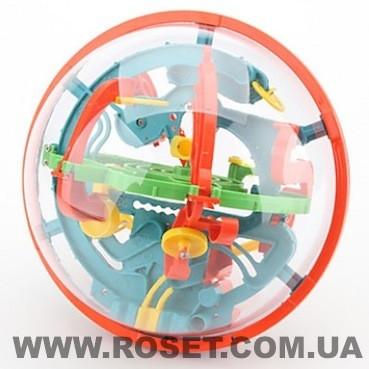 Іграшка-головоломка дитяча Шар лабіринт