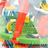 Іграшка-головоломка дитяча Шар лабіринт, фото 2