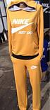 Мужской спортивный костюм Nike тёплый, фото 2