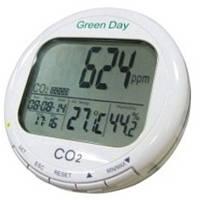 СО2 Монитор/термогигрометр-контроллер AZ-7788