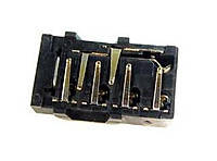 Конектор наушников Nokia 109/ 112/ 113/ 206/ 210/ 300/ 303/ 308/ 309/ 310/ 311/ C2-05/ C3-01/ C5-01/ C5-03/ C5-