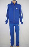 Мужской спортивный костюм Adidas  Весна большие размеры
