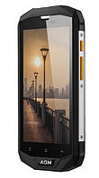 Захищений протиударний невмирущий смартфон AGM A8 - Snapdragon 410, 3/32GB 4050 mAh, Android Nougat, фото 1