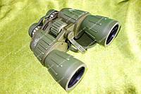 Классический полевой бинокль  милитари  с многослойным просветлением BUSHNELL 7X50