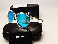 Женские солнцезащитные очки Chanel Y 25 Перламутр