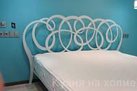 Кованая кровать К006 DANIEL Cantori. Реплика.