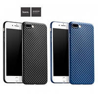 Чехол Hoco Ultra thin series carbon fiber PP для iPhone 7 Plus \ Sapphire