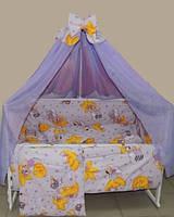 """Комплект постельного белья в кроватку 9в1ТМ""""Bonna"""""""