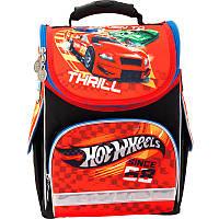 Рюкзак школьный каркасный (ранец) 501 Hot Wheels-2 HW17-501S-2 Kite