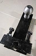 Фаркоп (сцепное устройство) к автомобильному прицепу для мототрактора