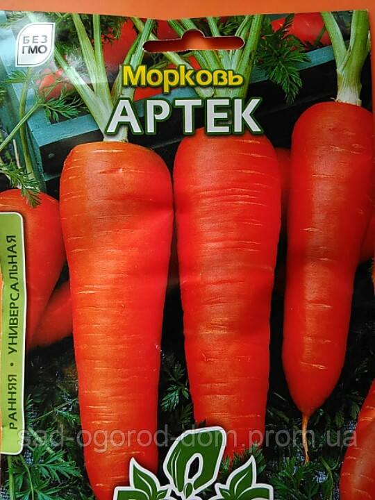 Морковь Артек 3г