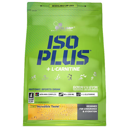 Iso Plus Powder Olimp Labs, фото 2