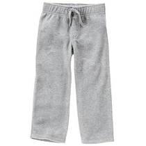 Штаны флисовые на мальчика 1.5, 2 года Серые Crazy8 (США)