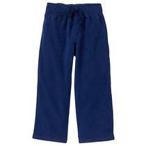 Штаны флисовые на мальчика 1.5 года Темно-синие Crazy8 (США)