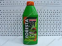 Масло для двухтактных двигателей Foresta 1 л