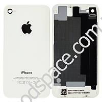 Задняя крышка для iPhone 4S, цвет белый