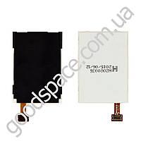 Дисплей Nokia 6300 (3600s, 5320, 6000, 6120c, 6121c, 6301, 6555 big, 7500, E51, E91 small)