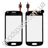 Тачскрин Samsung S7562, S7560, маленькая микросхема, цвет черный