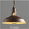 Винтажный подвесной светильник (люстра) P012833