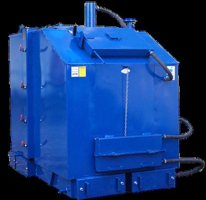 Промышленный твердотопливный котел Идмар KW-GSN (700 кВт) на твердом топливе
