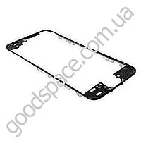 Рамка дисплея (экрана) для iPhone 5S, цвет черный