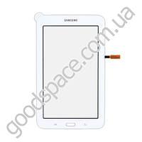 Тачскрин (сенсор) Samsung Tab 3 7.0 Lite T110, T113, T115, цвет белый