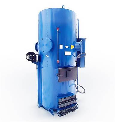 Твердотопливный парогенератор Идмар SB-500 кг пара/час (350 кВт)