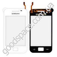 Тачскрин Samsung S5830i Galaxy Ace La'Fleur, цвет белый, маленькая микросхема