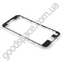Рамка дисплея (экрана) для iPhone 6S (4.7), цвет черный