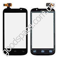 Тачскрин Prestigio MultiPhone PAP 3400, цвет черный, на 2 sim карты, маленькая микросхема