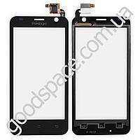 Тачскрин Prestigio MultiPhone PAP 3450 DUO, цвет черный, большая микросхема