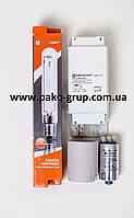 ДНаТ Комплект 250 Вт : Балласт, ИЗУ, патрон, лампа ДНАТ.