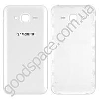 Задняя крышка Cover Samsung J500H DS Galaxy J5, цвет белый