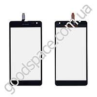 Тачскрин (сенсор) Nokia 535 (ct2S), цвет черный, test Ok,  копия высокого качества