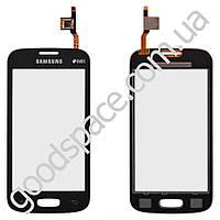 Тачскрин Samsung S7260, S7262 Galaxy Star Pro, цвет синий, копия высокого качества
