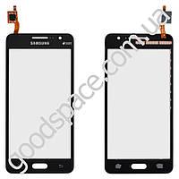 Тачскрин Samsung G530H, G530E, G531H, G530F, DS Galaxy Grand Prime VE, цвет серый, высокое качество