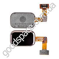 Шлейф Meizu MX4 Pro 5.5 с внешней кнопкой Home, цвет черный