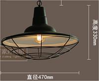 Винтажный подвесной светильник (люстра) P164733
