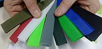 Липучка 3.8 см цветная (Застёжка текстильная)